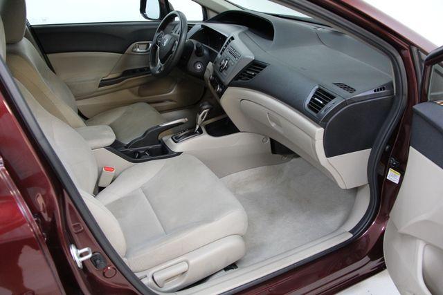 2012 Honda Civic LX Richmond, Virginia 10