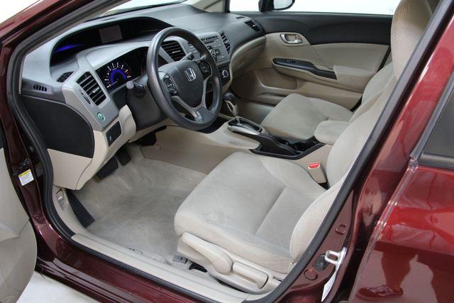 2012 Honda Civic LX Richmond, Virginia 2