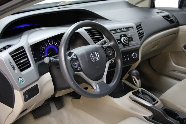 2012 Honda Civic LX Richmond, Virginia 3