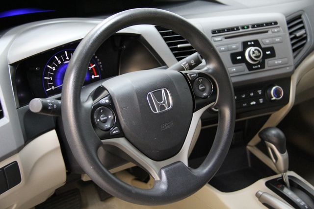 2012 Honda Civic LX Richmond, Virginia 4