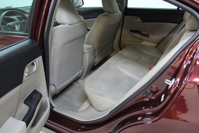 2012 Honda Civic LX Richmond, Virginia 8