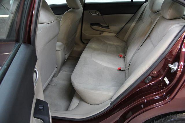 2012 Honda Civic LX Richmond, Virginia 9