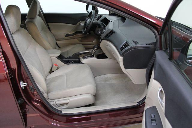 2012 Honda Civic LX Richmond, Virginia 15