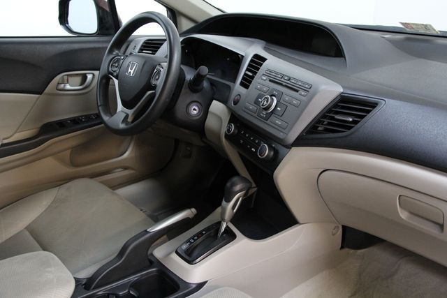 2012 Honda Civic LX Richmond, Virginia 11