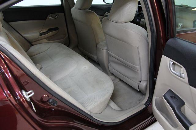 2012 Honda Civic LX Richmond, Virginia 17