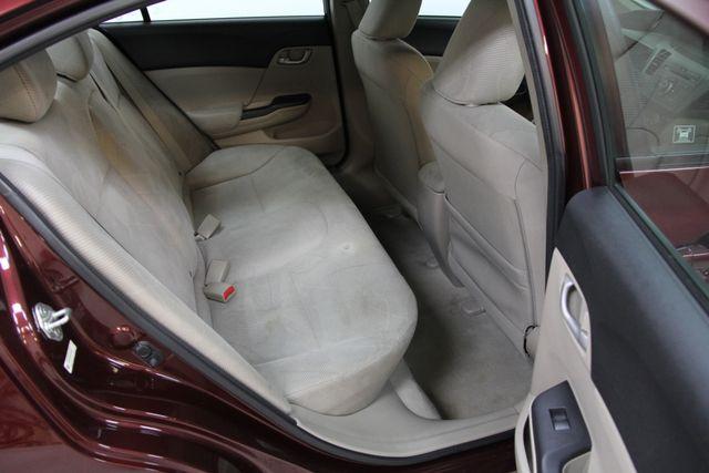 2012 Honda Civic LX Richmond, Virginia 18