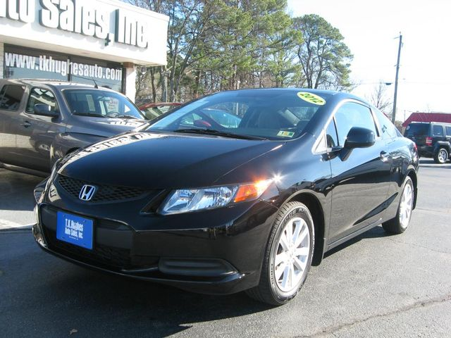 2012 Honda Civic EX Richmond, Virginia 1