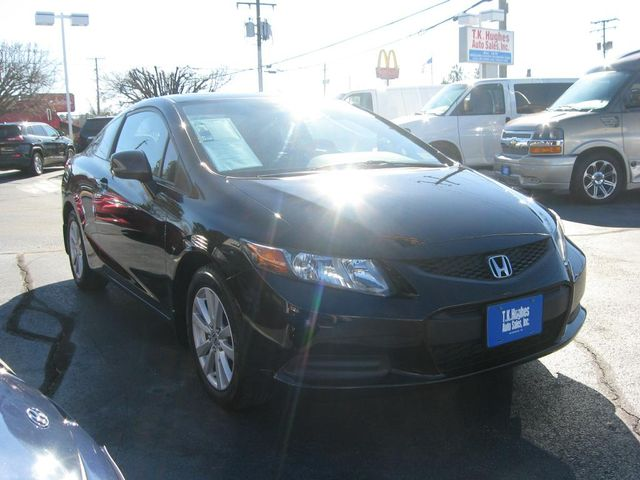 2012 Honda Civic EX Richmond, Virginia 3