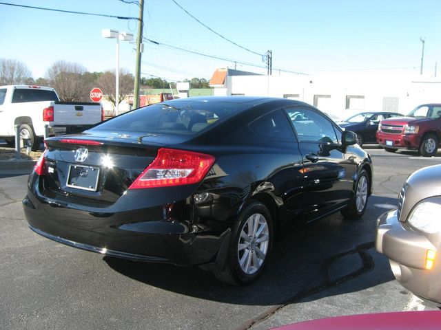 2012 Honda Civic EX Richmond, Virginia 4