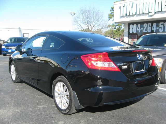 2012 Honda Civic EX Richmond, Virginia 6