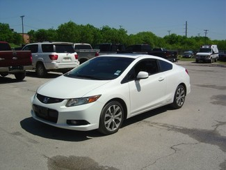 2012 Honda Civic Si San Antonio, Texas 1