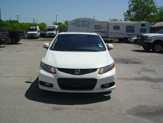 2012 Honda Civic Si San Antonio, Texas 2