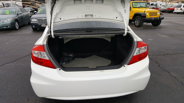 2012 Honda Civic LX St. George, UT 8