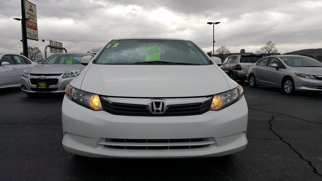 2012 Honda Civic LX St. George, UT 3