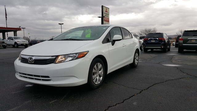 2012 Honda Civic LX St. George, UT 0