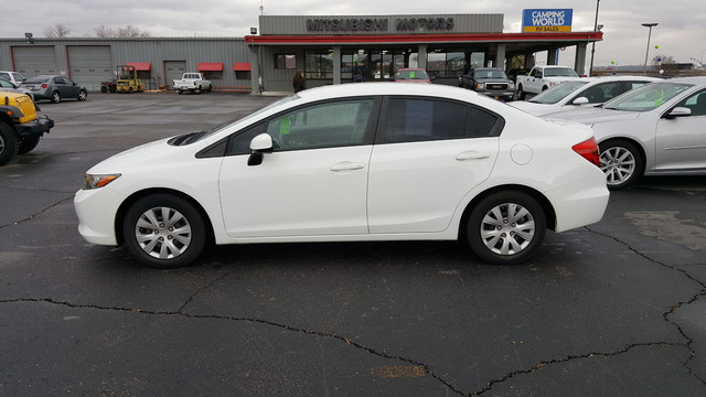 2012 Honda Civic LX St. George, UT 1