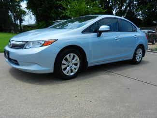 2012 Honda Civic LX Sulphur Springs, Texas 1