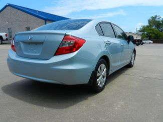2012 Honda Civic LX Sulphur Springs, Texas 4