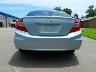 2012 Honda Civic LX Sulphur Springs, Texas 5