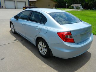 2012 Honda Civic LX Sulphur Springs, Texas 6