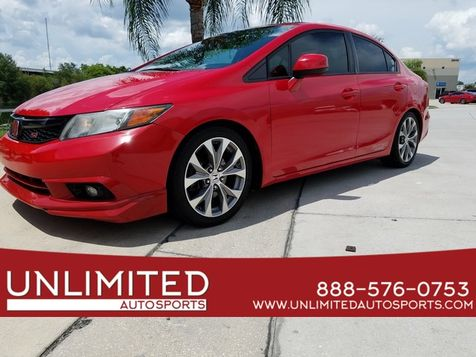2012 Honda Civic Si in Tampa, FL
