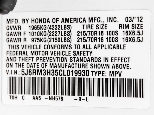 2012 Honda CR-V LX Burbank, CA 17