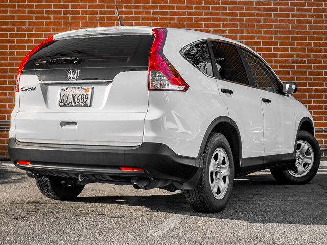 2012 Honda CR-V LX Burbank, CA 6