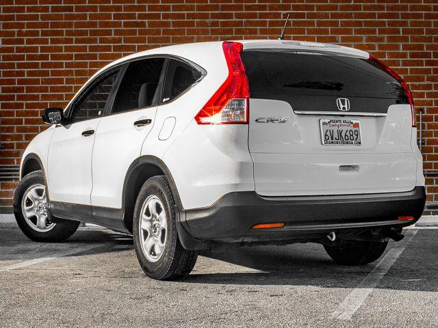 2012 Honda CR-V LX Burbank, CA 7