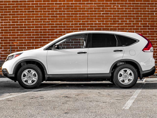 2012 Honda CR-V LX Burbank, CA 5