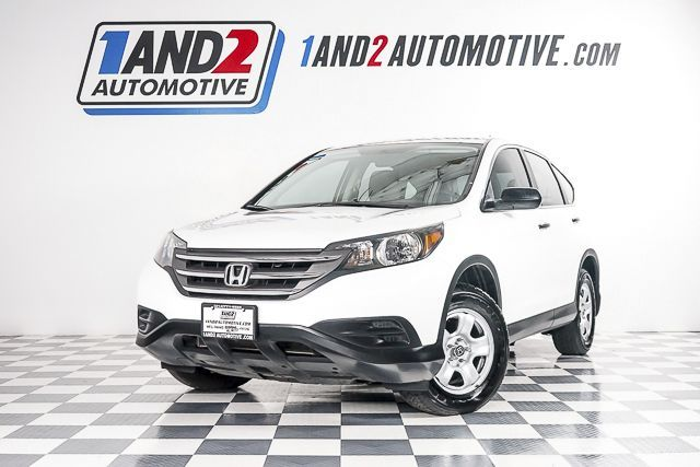 2012 Honda CR-V LX in Dallas TX