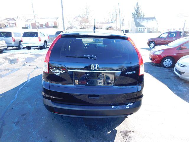 2012 Honda CR-V EX Ephrata, PA 4