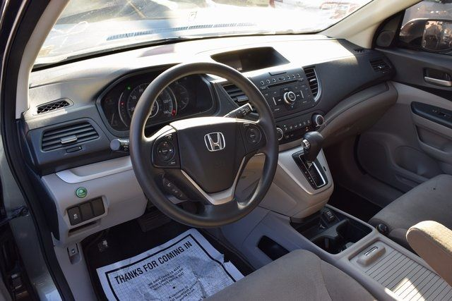 2012 Honda CR-V EX Richmond Hill, New York 11