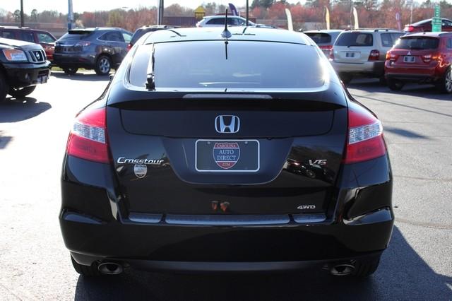2012 Honda Crosstour EX-L W/ NAVIGATION 4WD Mooresville , NC 19