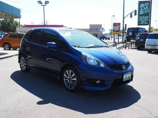 2012 Honda Fit Sport Englewood, CO 6