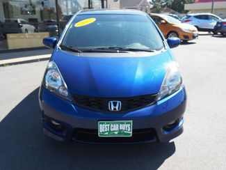 2012 Honda Fit Sport Englewood, CO 7