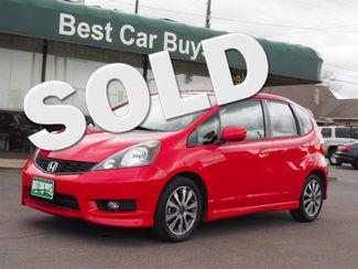 2012 Honda Fit Sport Englewood, CO