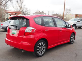 2012 Honda Fit Sport Englewood, CO 5