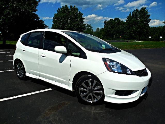 2012 Honda Fit Sport Leesburg, Virginia 1