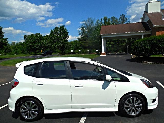 2012 Honda Fit Sport Leesburg, Virginia 4