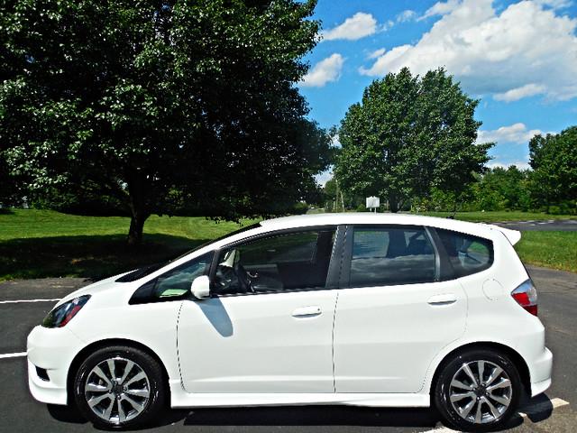 2012 Honda Fit Sport Leesburg, Virginia 5
