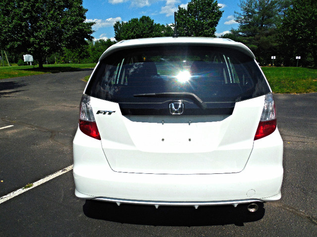 2012 Honda Fit Sport Leesburg, Virginia 7