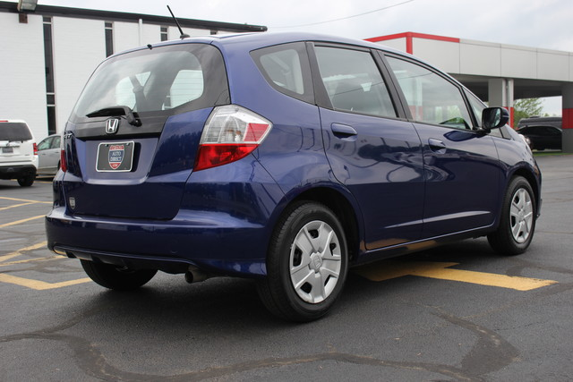 2012 Honda Fit Base Mooresville , NC 4