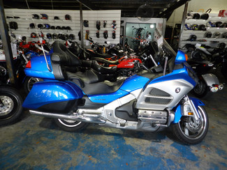 2012 Honda Gold Wing® Audio Comfort Navi XM in Hollywood, Florida