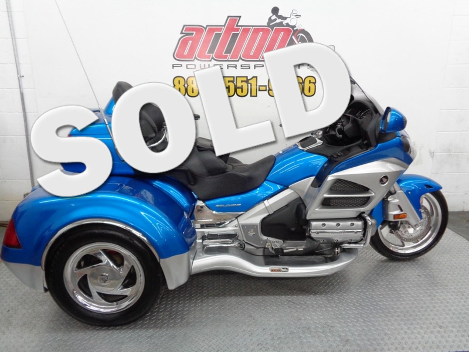 Honda Goldwing Trike | eBay