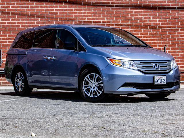 2012 Honda Odyssey EX-L Burbank, CA 1
