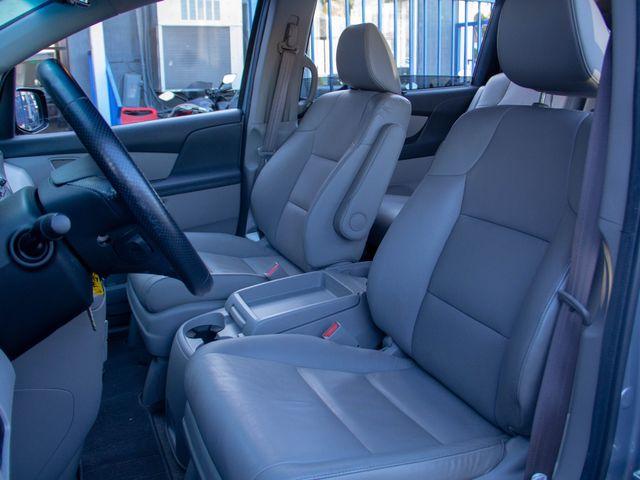 2012 Honda Odyssey EX-L Burbank, CA 11