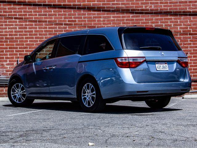 2012 Honda Odyssey EX-L Burbank, CA 4