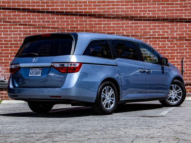 2012 Honda Odyssey EX-L Burbank, CA 5