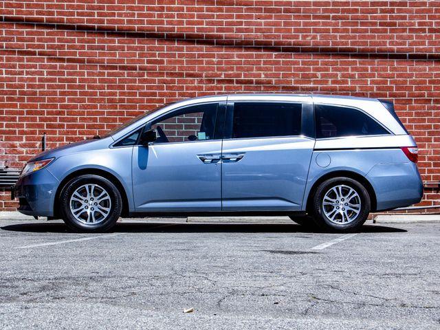 2012 Honda Odyssey EX-L Burbank, CA 7