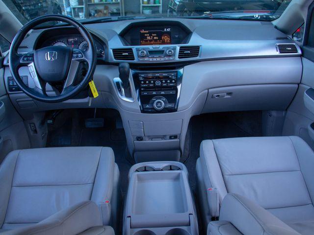 2012 Honda Odyssey EX-L Burbank, CA 8